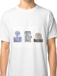 Camera Pattern 2.3 Classic T-Shirt