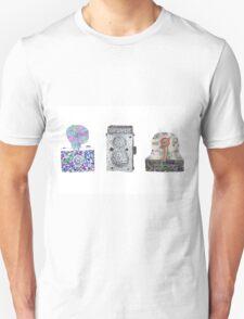 Camera Pattern 2.3 T-Shirt