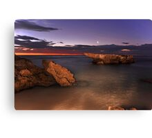 Trigg Beach  Canvas Print