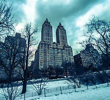 The Eldorado - New York by Jonny McHugh