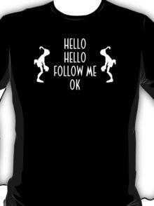 Abe's Hello (White Design) T-Shirt
