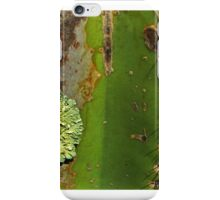 Prickly Pear with Lichen iPhone Case/Skin