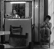 Cuba 2 by Sally P  Moore