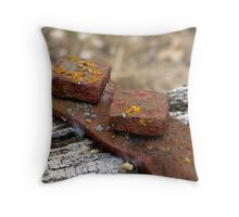 Bolts Throw Pillow