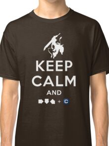 Keep Calm and INFERNO DIVIDER! Classic T-Shirt