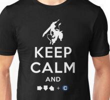 Keep Calm and INFERNO DIVIDER! Unisex T-Shirt