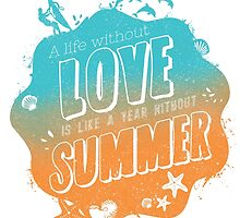 Summer Time by Lou Patrick Mackay