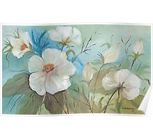 CHARMING FLORAL Poster