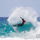 Kelly Slater by Simon Muirhead