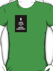 Make Herstory! T-Shirt