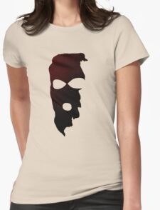 Criminal Concept | Six Womens Fitted T-Shirt
