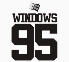 WINDOWS 95  by cybergold