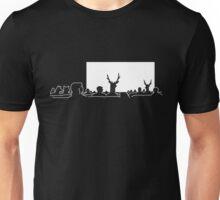 Surrealist Cinema Unisex T-Shirt