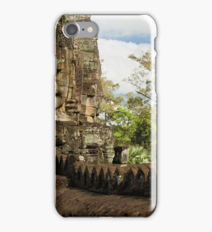 Bayon Temple Historic Architecture iPhone Case/Skin