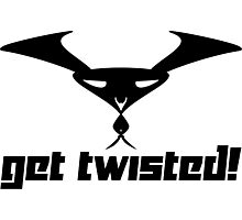 Get twisted! Photographic Print