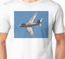 F-86A Sabre 48-0178 G-SABR Unisex T-Shirt
