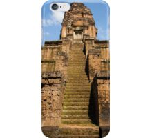 Baksei Chamkrong Temple in Cambodia iPhone Case/Skin