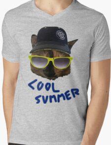 """""""Cool Summer"""" - cat T-Shirt"""