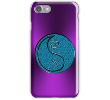 Cancer & Boar Yin Water iPhone Case/Skin