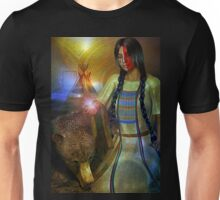 BEAR WOMAN Unisex T-Shirt