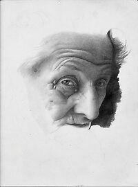 Nonna - In Progress 9 by David J. Vanderpool