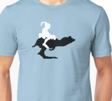 Abe & Elum (B&W) Unisex T-Shirt