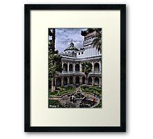 The Company (Jesuits) Framed Print