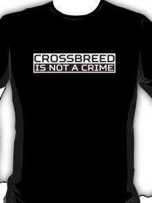 Crossbreed Black T-Shirt