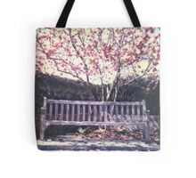 Wagner Park ©2003 W.Cook Tote Bag