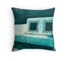 Moonlight Glider ©2002 W.Cook Throw Pillow