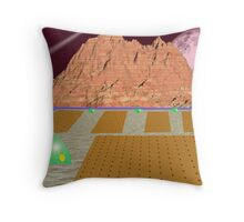 Sphereotid Growers (Sharecroppers welcome) Throw Pillow