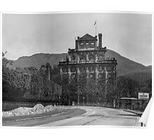 Brewery, Cascades, Hobart Poster