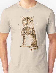 Accordion Tiger T-Shirt