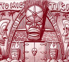 Atomic Tiki Shoppe by Mike Cressy