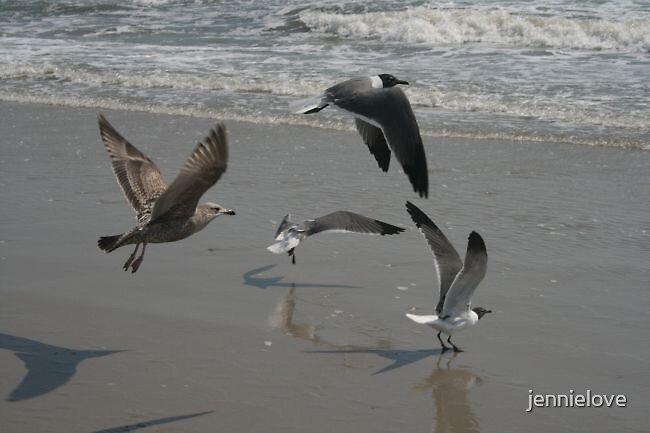 I wanna fly away... by jennielove