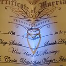 Certificate of Marriage by barnsis