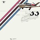 Flight 1 by thepapercrane