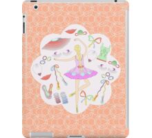 Ballerina's world iPad Case/Skin