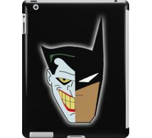 Batman And The Joker iPad Case/Skin