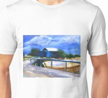 Jetty and Boatshed Unisex T-Shirt
