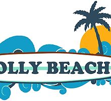 Folly Beach - South Carolina. by America Roadside.