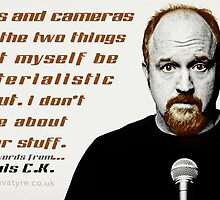 Cars are important to Louis CK by cartyresonline