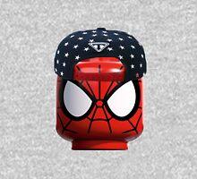 Lego Spiderman having a day off Unisex T-Shirt