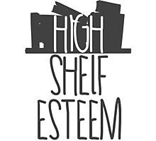 High Shelf Esteem Photographic Print