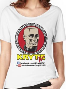 Krytie TV Women's Relaxed Fit T-Shirt