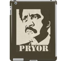 Richard Pryor Vintage Poster iPad Case/Skin