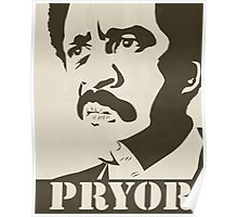 Richard Pryor Vintage Poster Poster