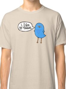 A t-shirt for tweeters! Classic T-Shirt
