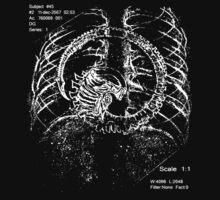Alien chestburster (improved)