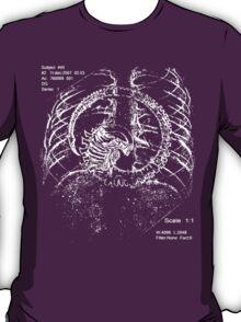 Alien chestburster (improved) T-Shirt